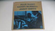 Blue Bash Kenny Burrell Jimmy Smith Verve 2352 063 Jazz Lp