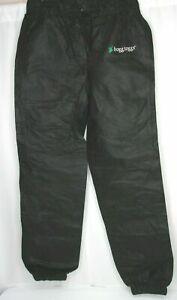 Frogg Toggs Boys Waterproof Pro Action Pants Black Size: MEDIUM