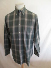 Chemise vintage Burberry Vert Taille 38