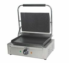 Grandi Panini Press, tostapane, ELECTRIC Sandwich Maker, Commercial MACHINE GRILL