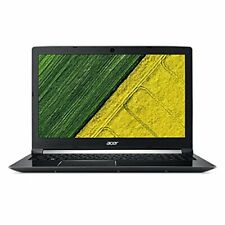 """Acer Aspire 7 17,3 """" Notebook i5 8GB 256GB 1TB Win10 Black - Top Condition"""