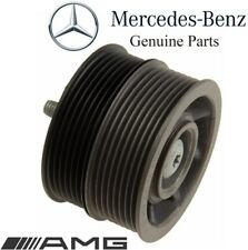 For Mercedes C215 R230 W219 W211 W463 Drive Belt Idler Pulley Grooved Genuine