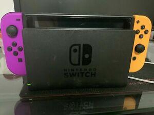 Nintendo Genuine Switch Docking Station Not Working(green Light, No Display)