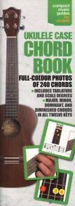 UKULELE CASE CHORD BOOK Full Colour*