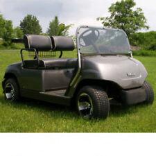 Yamaha G14 G16 G19 G22 Golf Cart Stainless Sport Windshield by Jake's Lift Kits