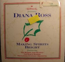 Making Spirits Bright by Diana Ross (CD, 1994) new sealed cd