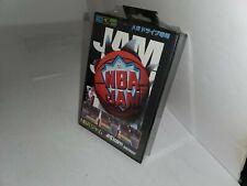 NEW Factory sealed NBA JAM for the Mega Drive console  E22