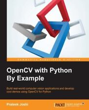 Opencv with Python by Example (Paperback or Softback)