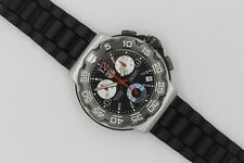 Tag Heuer CAC1110.BT0705 Formula 1 One Black Rubber Chronograph Watch Mens