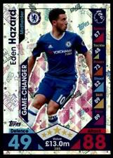 Match Attax 2016-2017 Eden Hazard Chelsea Game Changer No. 385