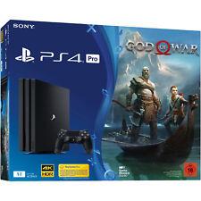 Sony Playstation 4 Pro 1TB God Of War Bundle - Schwarz (9365174)
