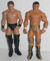 WWE USED The Miz & Alberto Del Rio Mattel Basic Action Figure Wrestling