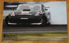 2015 Chris Forberg Grip Royal Nissan 370Z Formula Drift postcard