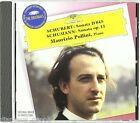 Schubert: Sonata D 845; Schumann: Sonata Op.11 / Maurizio Pollini - CD