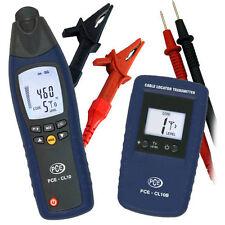 Kabelsuchgerät PCE-CL 10  Leitungssucher für Stromkeise Mess-Prüfgerät NEU