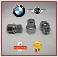 New BMW MINI Locking Wheel Nut Key No ABC 30 / 13 Spline Ribs