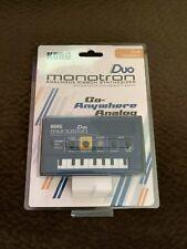 New listing Korg Monotron Duo Keyboard Synthesizer