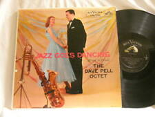 DAVE PELL Jazz Goes Dancing Don Fagerquist Ray Sims Arnold Ross RCA mono dg LP