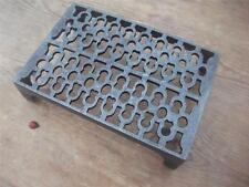 Quality Cast Iron air Brick Vent Cast Air vent large improved Victorian Pattern