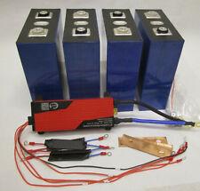 12V/24V/48V 200Ah bis 277Ah Lifepo4 Set inkl.200A BMS