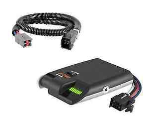 Curt Venturer Brake Control & Wiring Harness Kit for F-150/F-250/F-350/Bronco
