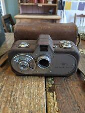 Zeiss Ikon Movikon 8 Cine Camera with case