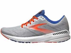 Brooks Ravenna Running Shoes Mens Support Light Trainers Grey UK 9 EUR 44