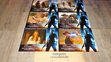 COWBOYS ET ENVAHISSEURS ! harrison ford  le jeu photos cinema lobby cards