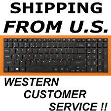 NEW US English layout keyboard Acer Aspire V17 Nitro MS2395 NO BACKLIGHT VN7-791