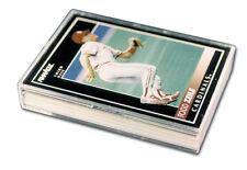 5 Pro-Mold PC25  - 2 Piece Snap Plastic Box Card Storage 25 Card Holder