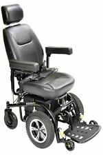 "Drive Trident Front Wheel Drive Power Wheelchair 20"" Seat"