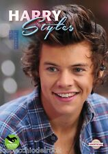 "HARRY STYLES 1D Calendario Calendar 2015  include 12 "" Adesivi Sticker"""