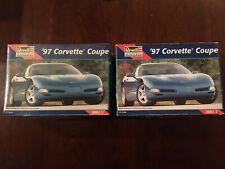97 Corvette Lot 2 Junkyard 1/Go 00006000 Od 1/Partial 1997 Plastic Models Usa hedders20oo
