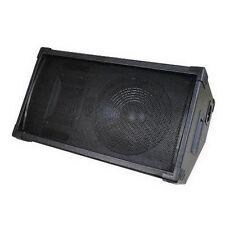 """MCM Custom Audio 555-10330 10"""" PA / DJ Floor Monitor Stage Speaker 400 Watts"""