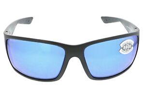 Costa Del Mar Reefton Blue Mirror 580G Glass Blackout Sunglasses RFT 01 OBMGLP