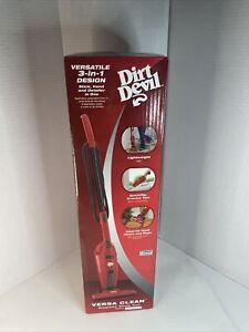 Dirt Devil SD20010 Versa Clean Bagless Corded 3-in-1 Hand Stick Vacuum Cleaner