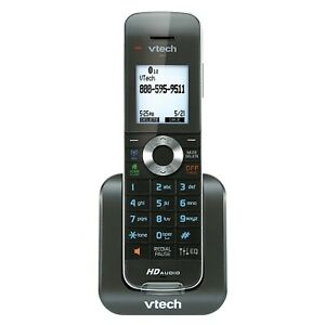 VTech DS6401 Accessory Cordless Handset, Black | Requires a VTech DS6421 or D...