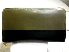 CELINE PARIS Long wallet Purse Rare!!!