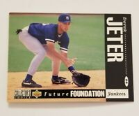 Derek Jeter 1994 Collectors Choice #644 RC Rookie New York Yankees HOF