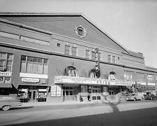 Old Montreal Forum - 8x10 B&W Photo