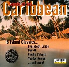 NEW Sounds of the Carribean (Audio CD)