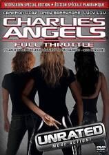 Charlie's Angels: Full Throttle (DVD, 2007, Canadian) Brand New Cameron Diaz