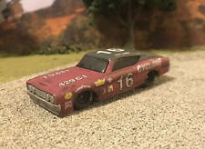 1969 Mercury Cyclone Rusty Weathered Custom 1/64 Diecast Barn Find NASCAR