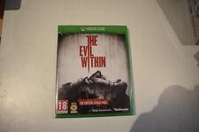 the evil within xbox one xboxone neuf sous blister