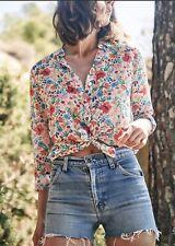 Sezane Pierro Shirt Size 34/US 2