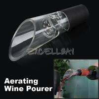 Brand New Wine Aerator Pour Spout Bottle Stopper Decanter Pourer Aerating
