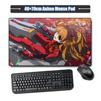 Anime Evangelion NERV Mouse Pad Play mat GAME Mousepad Cosplay Otaku 40*90cm#675