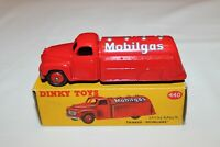 Dinky Toys 440 Studebaker Tanker 'Mobilgas' Later Issue