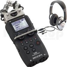 Zoom H5 Multitrack-Recorder + Case + Windschutz + Batterie + Kopfhörer