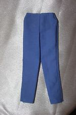 Barbie doll Mattel purple blue pants clothes straight leg